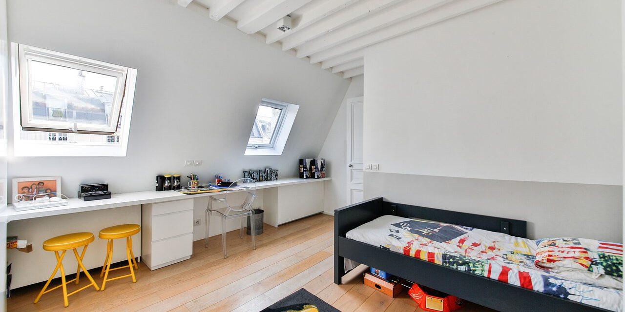 Jak zařídit dětský pokoj pro malého školáka