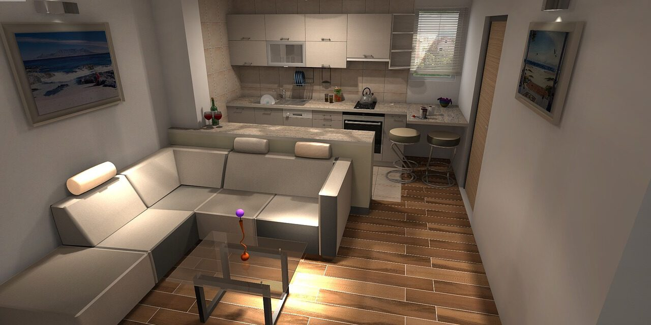 4 tipy, jak zařídit malý byt
